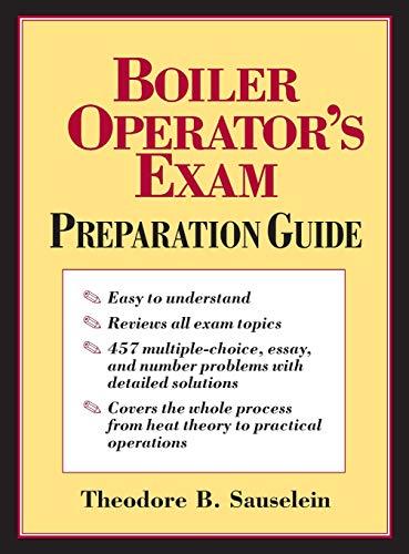9780070579682: Boiler Operator's Exam Preparation Guide (Mechanical Engineering)