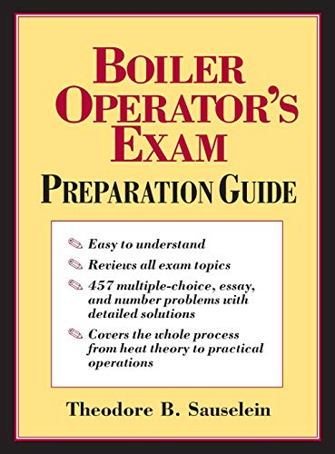 9780070579682: Boiler Operator's Exam Preparation Guide