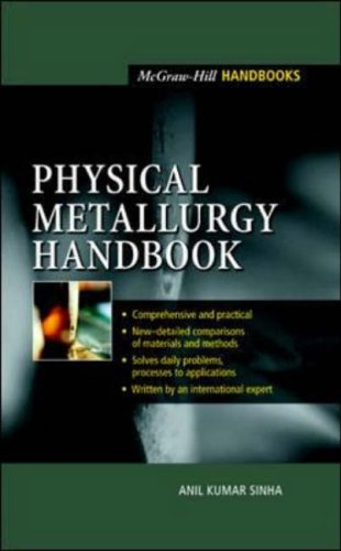 9780070579866: Physical Metallurgy Handbook (McGraw-Hill Handbooks)