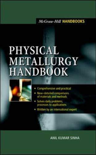 9780070579866: Physical Metallurgy Handbook (Mcgraw-Hill Handbooks)