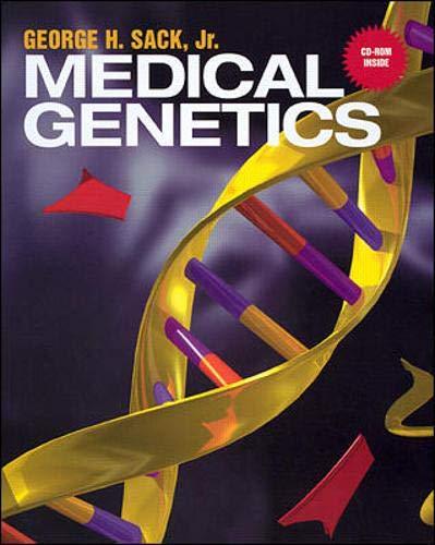 9780070579989: Medical Genetics