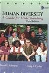 9780070580008: Human Diversity: A Guide for Understanding