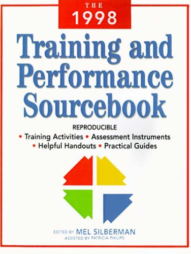 9780070580046: The 1998 Training and Performance Sourcebook