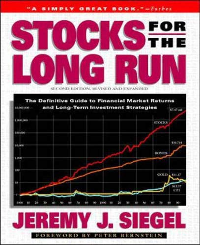 9780070580435: Stocks for the Long Run: The Definitive Guide to Financial Market Returns and Long-Term Investment Strategies