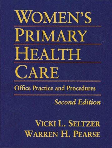 9780070580442: Women's Primary Health Care: Office Practice & Procedures