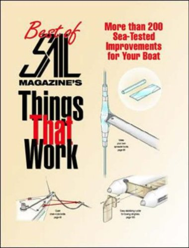 9780070580534: The Best of SAIL Magazine's Things That Work: 200 Sea-Tested Improvements for Your Boat