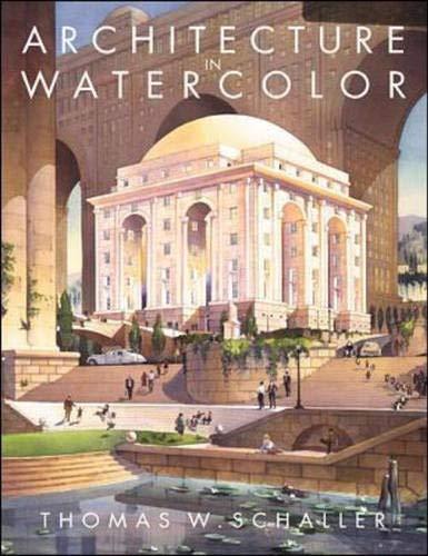 9780070580688: Architecture in Watercolor