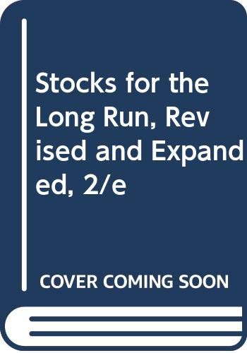 9780070580848: Stocks for the Long Run, Revised and Expanded, 2/e