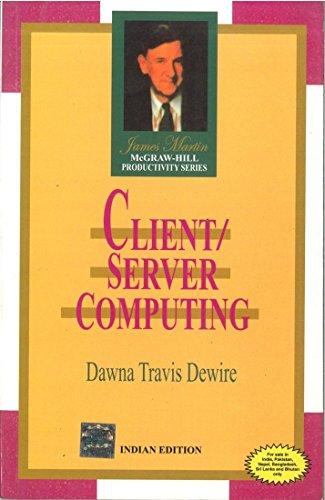 9780070581142: Client/ Server Computing 1ED