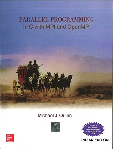 9780070582019: Parallel Programming in C with MPI and OpenMP