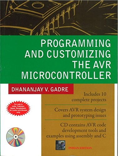 9780070582293: Programming and Customizing the AVR Microcontroller (With CD) 1ED