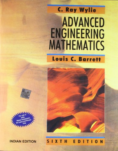 Advanced Engineering Mathematics [Apr 01, 1995] Wylie,
