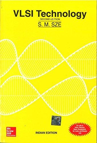 VLSI Technology: Simon Sze