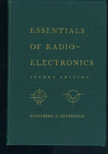 9780070583085: Essentials of Radio Electronics