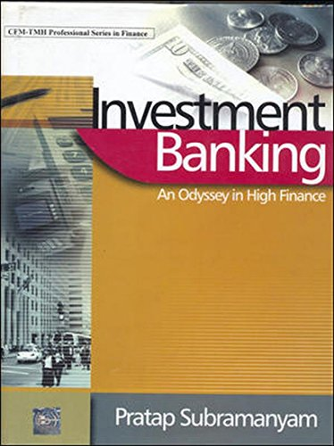 9780070583245: Investment Banking