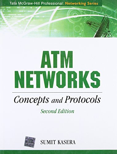 9780070583535: ATM Networks: Concepts and Protocols