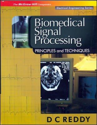 9780070583887: BIOMEDICAL SIGNAL PROCESSING: PRINCIPLES AND TECHNIQUES