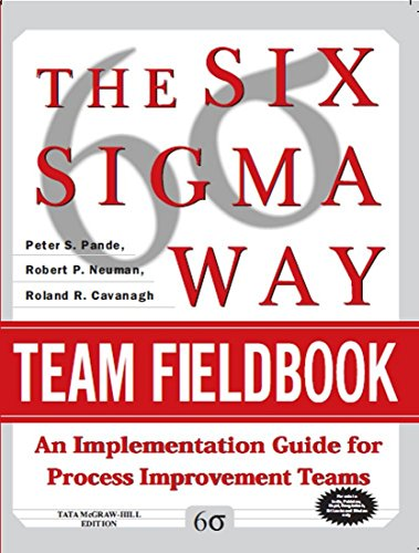 9780070583986: The Six Sigma Way Team Fieldbook 1ED