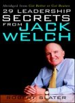 9780070584280: 29 leadership secrets from Jack Welch