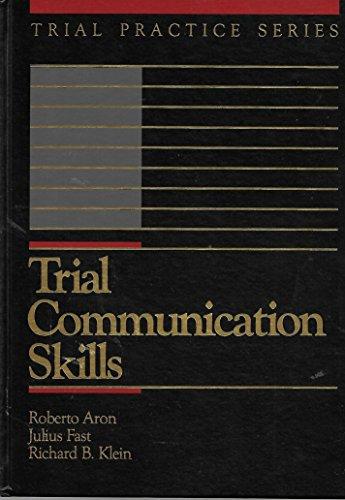 9780070584877: Trial Communication Skills (Trial Practice Series)