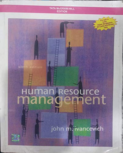 9780070585140: Human Resource Management (SIE) (9th Edition)