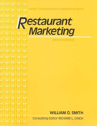 Restaurant Marketing: William O. Smith;