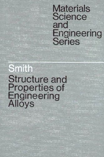 9780070585607: Structures and Properties of Engineering Alloys (McGraw-Hill series in materials science and engineering)