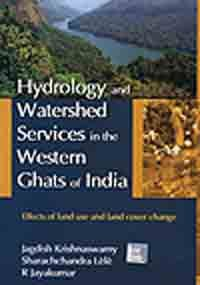 9780070585683: Hydrology and Watershed Services in the Western Ghats of India: Effects of Land Use and Land Cover Change