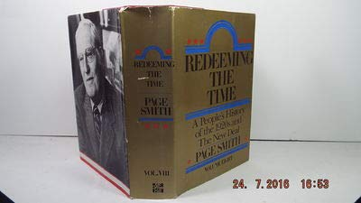 Redeeming the Time; A People's History of the 1920s and the New Deal
