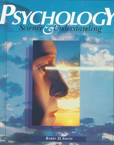 9780070586529: Psychology: Science & Understanding