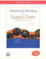 9780070586666: Designing and Managing the Supply Chain 2nd Economy Edition
