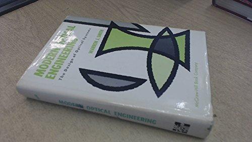Modern optical engineering : the design of: Smith, Warren J.