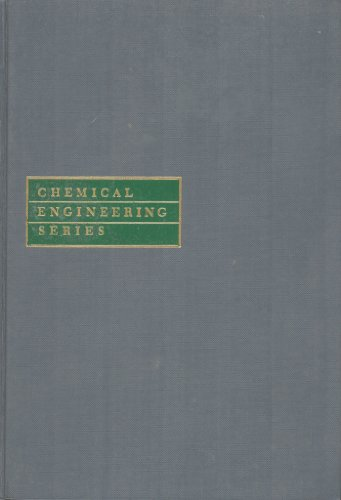 9780070587014: Introduction to Chemical Engineering Thermodynamics (McGraw-Hill chemical engineering series)