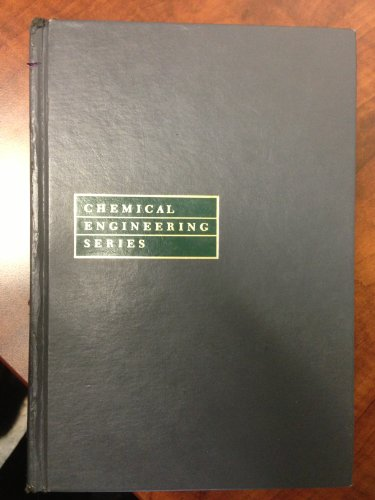 9780070587106: Chemical Engineering Kinetics (Mcgraw-Hill Chemical Engineering Series)