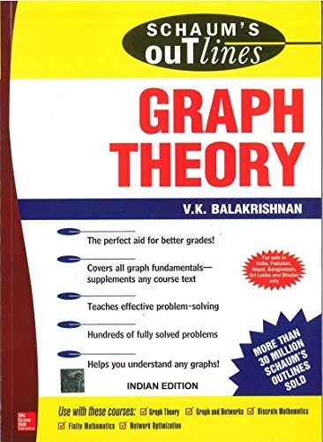9780070587182: Schaum's Outline Of Graph Theory (Schaum'S Outline Series)