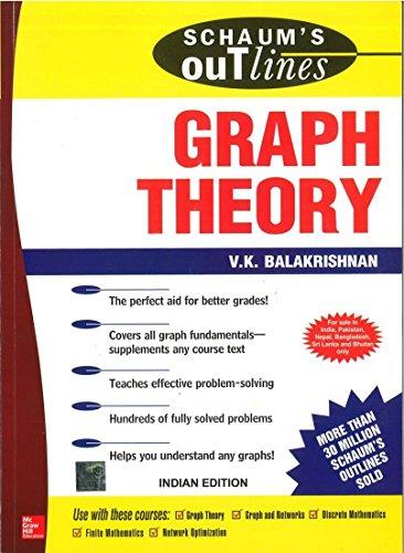 9780070587182: Schaum's Outline Of Graph Theory (Schaum'S Outline Series)