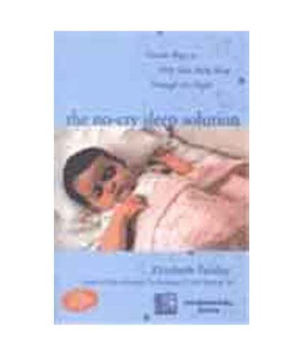 9780070587403: The No-Cry Sleep Solution