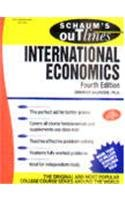 9780070587588: Theory And Problems Of International Economics (Schaum S Outlines)
