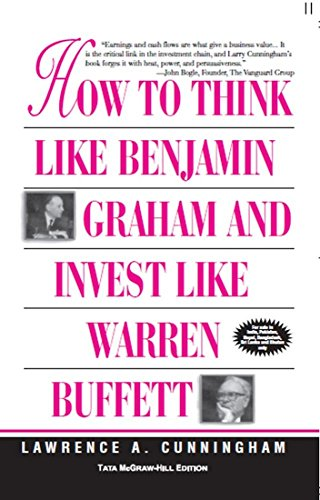 9780070587618: How to Think Like Benjamin Graham and Invest Like Warren Buffett 1ED