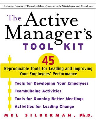 9780070587649: The Active Manager's Toolkit