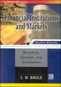 9780070587991: Financial Institutions & Markets