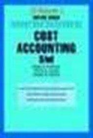 9780070588806: Cost Accounting, 3rd Edition