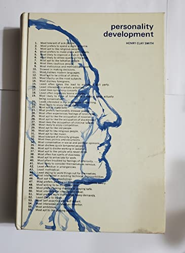 9780070588998: Personality Development