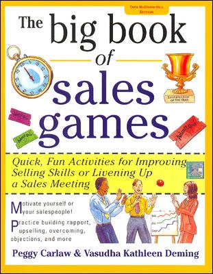 9780070589650: The Big Book of Sales Games