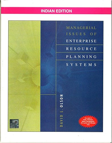 9780070589704: Managerial Issues of Enterprise Resource Planning Systems