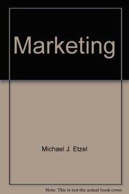 9780070590229: Marketing