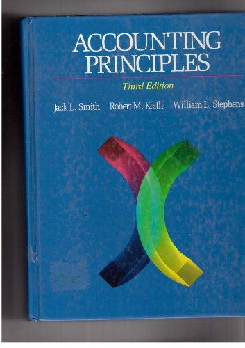 9780070591516: Accounting Principles