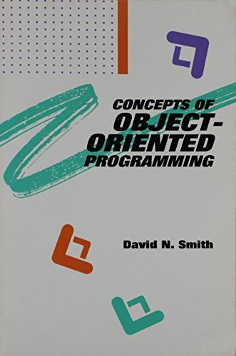 9780070591776: Concepts of Object-oriented Programming (Programming Languages (New York, N.Y.).)