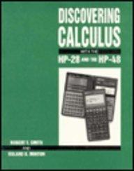 9780070591790: Discovering Calculus with the Hp-28s and the Hp-48sx