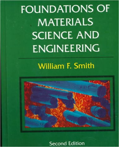 9780070592025: Foundations of Materials Science and Engineering